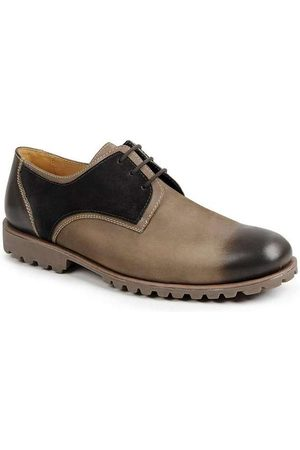 Sandro Moscoloni Homem Calçado Casual - Sapato Casual Masculino Derby Ios