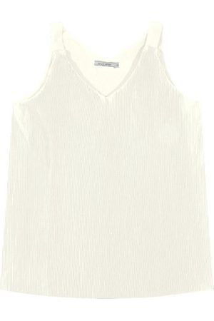 Endless Blusa Feminina Off White