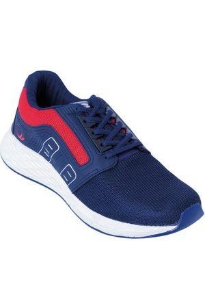 QUEIMA ESTOQUE Homem Sapatos Esporte - Tênis Marinho em Tecido com Sintético
