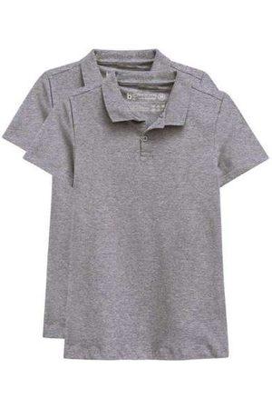 Basicamente Kit de 2 Camisas Polo Femininas