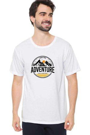 Eco Canyon Camiseta Masculina Adventure Hiking Bra