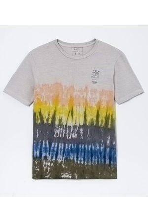 Blue Steel Camiseta Tie Dye Estampada | | | M