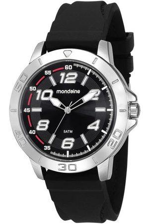 Mondaine Homem Pulseiras - Relógio Masculino 99359g0mvni1kd Analógico 5ATM + Brinde | | U