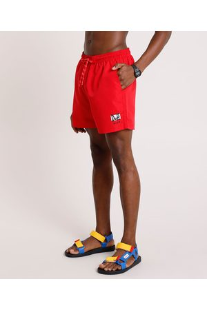 Os Simpsons Short Masculino Carnaval Duff Beer