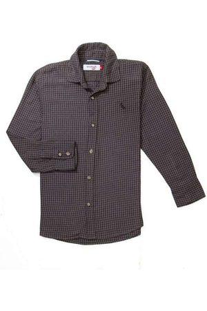 Reserva Mini Camisa Mini Pf Xadrez Micro