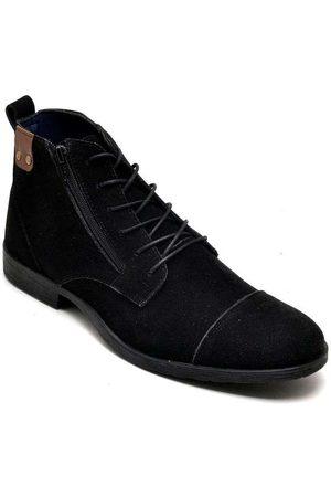 Sandro Moscoloni Bota Dress Boot Masculina Eco Canyon Broklin Suede