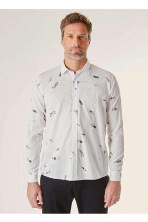 Reserva Camisa Regular Ml Est Urca