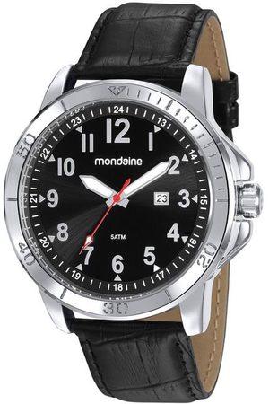 Mondaine Kit Relógio Masculino 99412g0mvnh1ka Analógico 5ATM + Brinde | | U