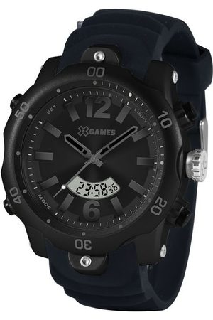 X Games Homem Pulseiras - Relógio Masculino X-Games Xmppa289 P2dx Analógico - Digital | | | U