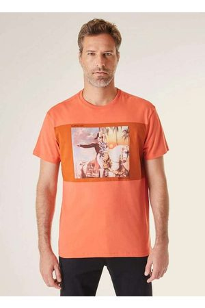 Reserva Camiseta Estampada Napoleoff Vj