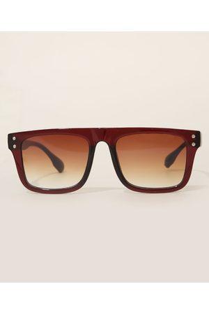 Oneself Óculos de Sol Feminino Quadrado