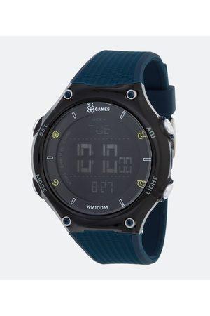 X Games Homem Pulseiras - Relógio Masculino X-Games XMPPD455 PXDX Digital 10 ATMpulseirasilicone | | | U