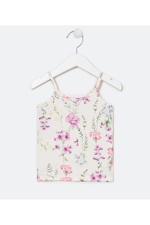 Póim (1 a 5 anos) Criança Blusa - Blusa Infantil Alcinhas Estampa Floral - Tam 1 a 5 anos       05