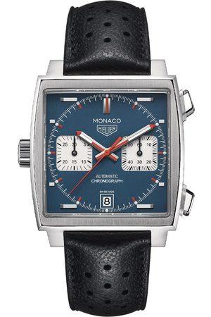 Vivara Homem Relógios - Relógio TAG Heuer Masculino Couro Preto - CAW211P.FC6356