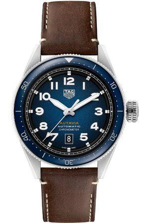Vivara Relógio TAG Heuer Masculino Couro Marrom - WBE5116.FC8266