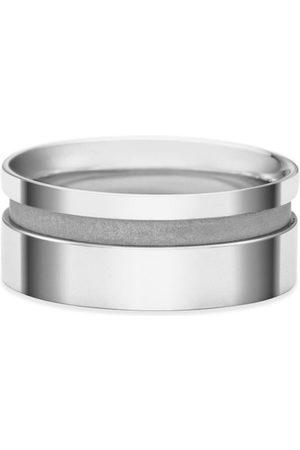 Vivara Aliança de Casamento Ouro Branco (8mm)