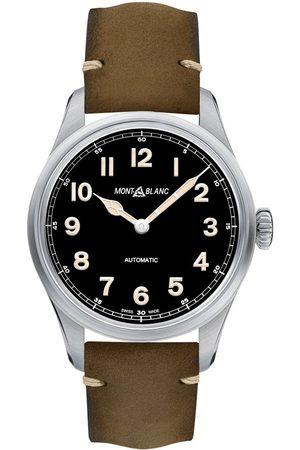 Vivara Relógio Montblanc Masculino Couro Caqui - 119907