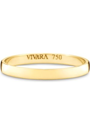 Vivara Aliança de Casamento Lisa Ouro Amarelo (2mm)