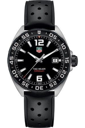 Vivara Relógio TAG Heuer Masculino Borracha Preta - WAZ1110.FT8023