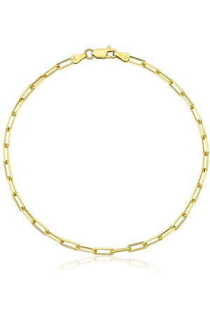 Vivara Pulseira Masculina Ouro Amarelo 21 cm