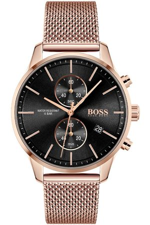Vivara Relógio Hugo Boss Masculino Aço Rosé - 1513806