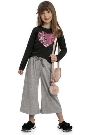 Quimby Conjunto Infantil Blusa e Calça