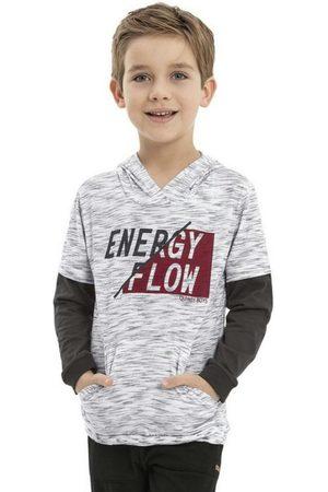 Quimby Menino Manga Curta - Camiseta Infantil Manga Longa