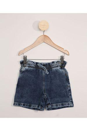 PALOMINO Menina Bermuda - Short Jeans Infantil Clochard Médio
