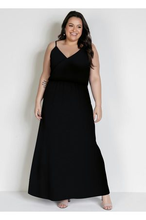 Marguerite Vestido Longo com Alças Plus Size