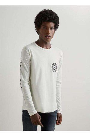 Reserva Camiseta Estampada Mundo