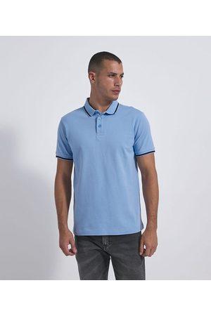 Marfinno Camisa Polo com Detalhe na Gola | | | M