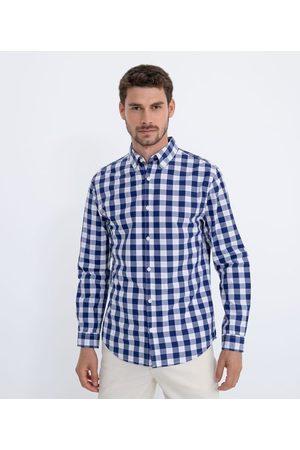 Preston Field Camisa Manga Longa Xadrez       M