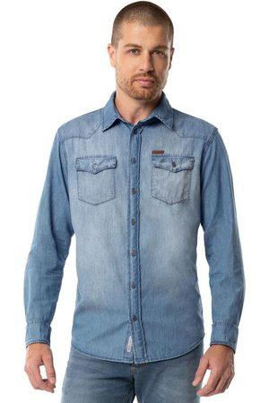 Hangar 33 Camisa Jeans