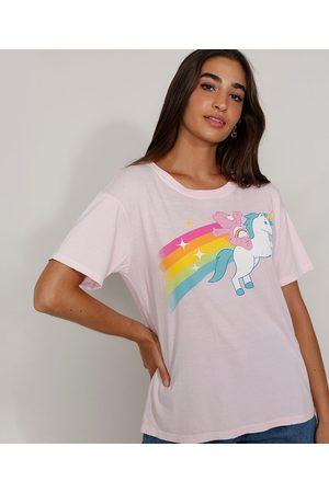 Ursinhos Carinhosos Mulher Camiseta - Camiseta Feminina Manga Curta Pride Ampla Decote Redondo Claro
