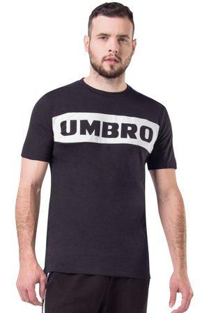 Umbro Camiseta Twr Letter Preta