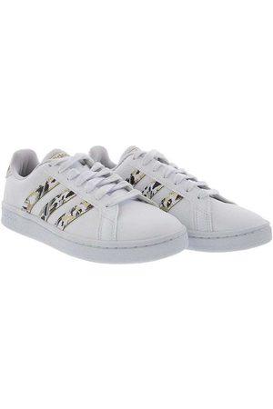 Adidas Mulher Sapatos Esporte - Tênis Grand Court Esportivo Feminino