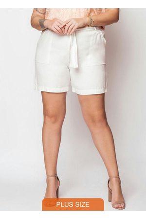Secret Glam Shorts Feminino Plus Size