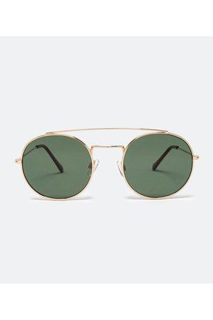 Accessories Homem Óculos de Sol - Óculos de Sol Masculino Redondo | | | U
