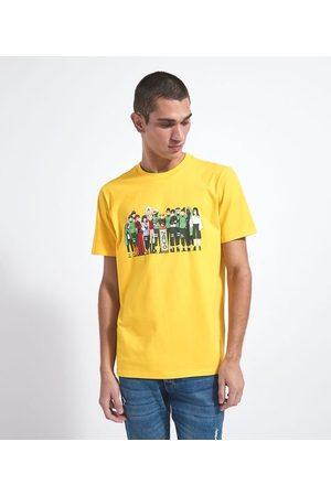 Naruto Camiseta Manga Curta em Algodão com Estampa | | | M