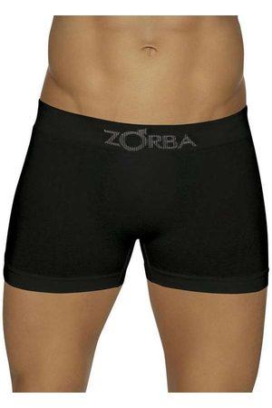 Zorba Homem Cueca Boxer - Cueca Boxer 781 Preta