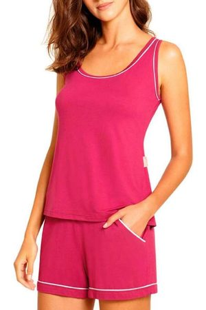 LUPO Pijama 24323-001 5700-Cereja