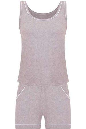 LUPO Pijama 24323-001 8000- -Mescla