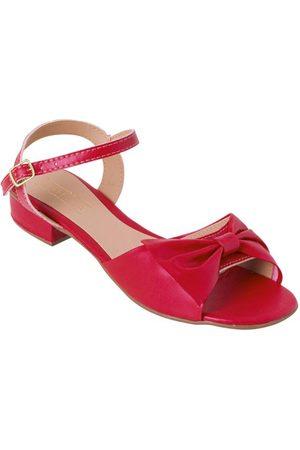 adidas Sandália Vermelha com Detalhe de Laço
