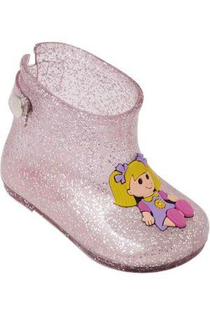 adidas Bota Infantil Pink Cano Médio