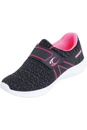 Perfecta Mulher Tênis - Tênis Slip On com Velcro