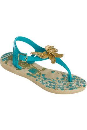 adidas Sandália Infantil com Detalhe Dourado