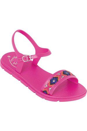 adidas Sandália Infantil Pink em Sintético