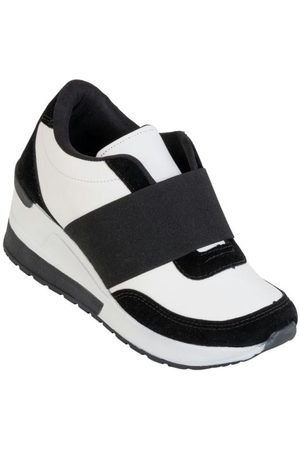 QUEIMA ESTOQUE Tênis Sneaker com Elástico