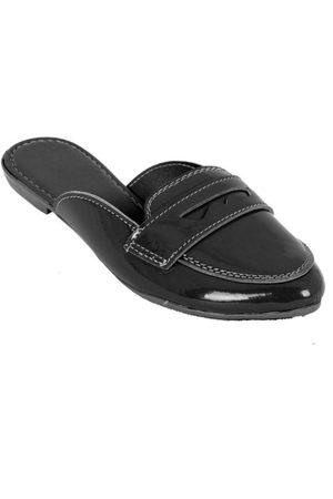 adidas Mulher Sapato Mule - Mule com Costura Contrastante