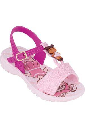 adidas Sandália Infantil Pink com Fivela